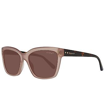 GANT sunglasses women's Butterfly pink