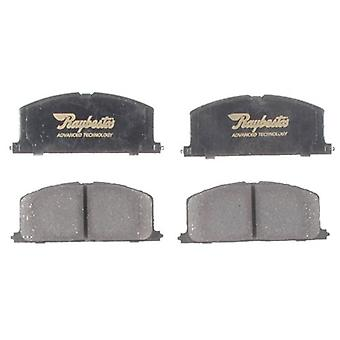 Raybestos ATD242C avancée technologie Ceramic Disc Brake Pad Set