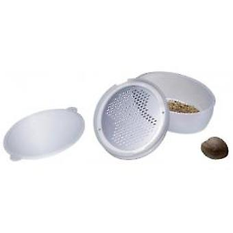 Westmark nutmeg grater with tray