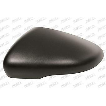 Left Passenger Side Mirror Cover (black) For VW GOLF VI Convertible 2011-2017