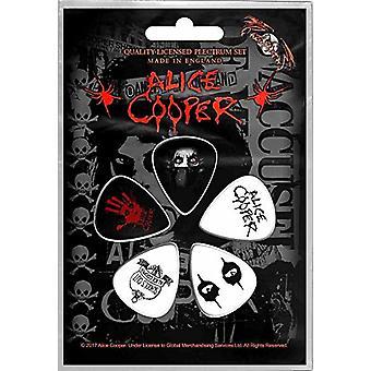 Элис Купер 5 плектр пакет