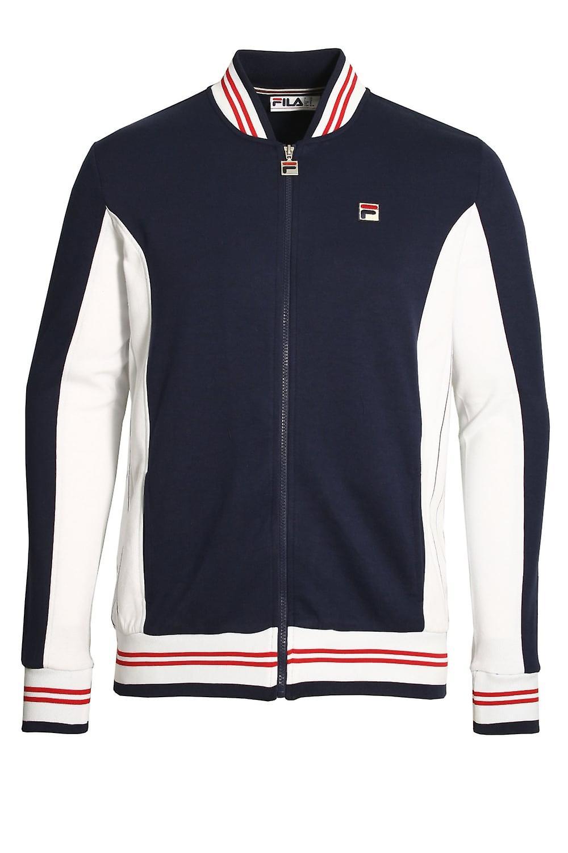 FILA Vintage Settanta Track Jacket   Peacoat