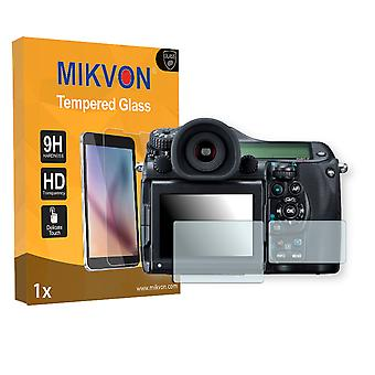 Ricoh Pentax 645Z Screen Protector - Mikvon flexible Tempered Glass 9H (Retail Package with accessories)