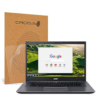 Celicious Matte Anti-Glare Screen Protector Film Compatible with Acer Chromebook 14 CP5-471 [Pack of 2]