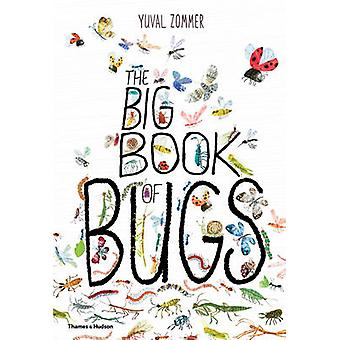 The Big Book of Bugs by Yuval Zommer - Barbara Taylor - 9780500650677