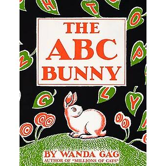 Die ABC-Bunny - Newbery Honor Book - 1934 von Wanda Gag - 9780816644162