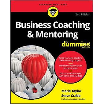 Business Coaching & Mentoring For Dummies by Marie Taylor - 978111936