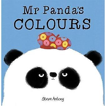 الألوان السيد باندا متن الكتاب من قبل ألوان المجلس الكتاب السيد باندا-9781