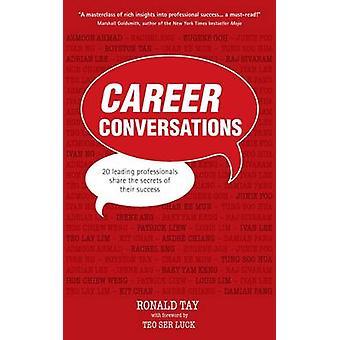 Karriär konversationer av Ronald Tay - 9789814408660 bok