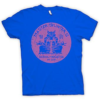 Kids T-shirt - Teenage Mutant Ninja Turtles - Master Splinter