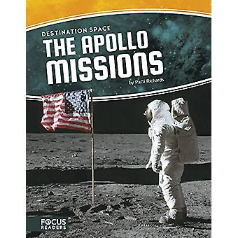 Apollo uppdrag av Patti Richards - 9781635174939 bok