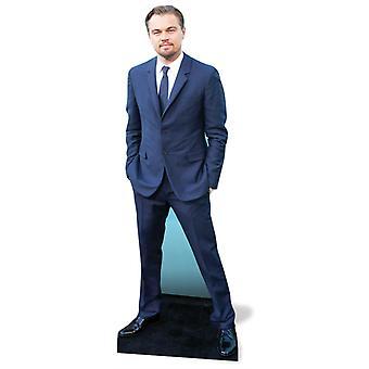 Leonardo DiCaprio Lifesize Karton Ausschnitt / f