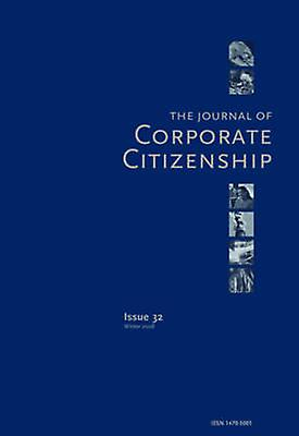 International Perspectives of Corporate Citizenship - A Special Theme