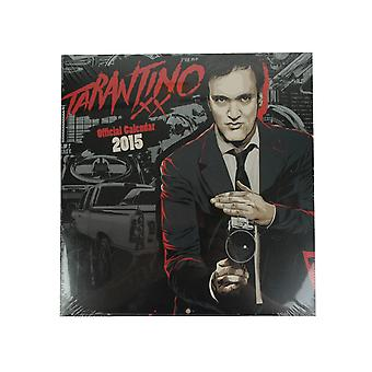Tarantino 2015 CalendarMulticoloured