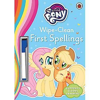 My Little Pony - pierwszego czyszczenia pisowni