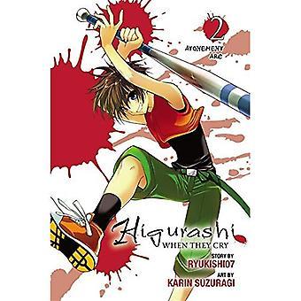 Higurashi When They Cry: Atonement Arc, Vol 2