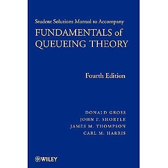 Grundlagen der Warteschlangentheorie: Lösungen Handbuch (Wiley Series in Wahrscheinlichkeitsrechnung und Statistik)