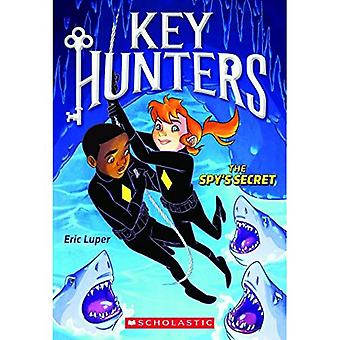 The Spy's Secret (Key Hunters)