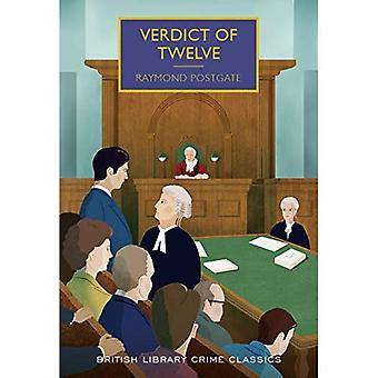Verdict of Twelve (British Library Crime Classics)