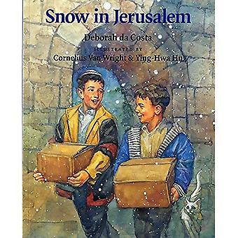 Snow in Jerusalem (Albert Whitman Prairie Paperback)