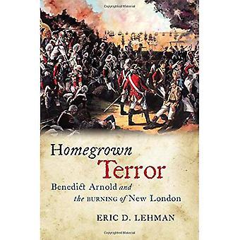 Homegrown terreur (Connecticut Driftless série & grenats livres)