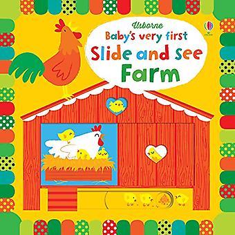 Babys erste Folie und siehe Farm (Babys ersten Bücher)