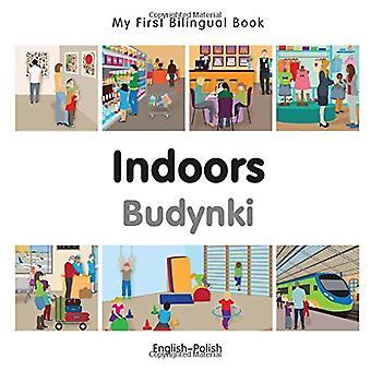 Min första tvåspråkiga bok - inomhus - polsk-engelska