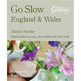 Langsam gehen Sie, England & Wales