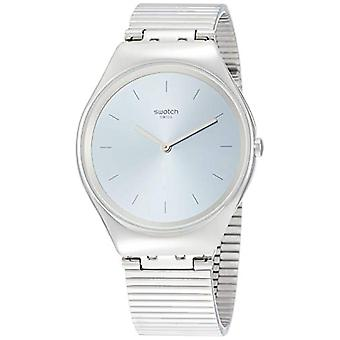 Swatch Quartz Analog Unisex Adult with stainless steel strap SYXS103GG