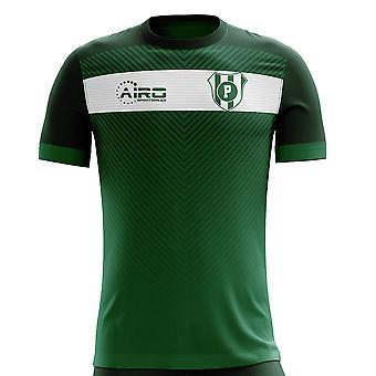 2019-2020 Palmeiras Главная концепция футболка