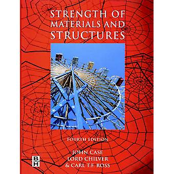 Strength of Materials and Structures by Case & John