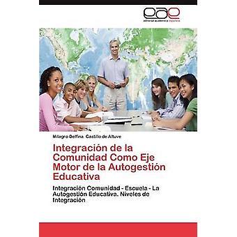Integracion de La Comunidad Como Eje Motor de La Autogestion Educativa door Castillo De Altuve & Milagro Delfina
