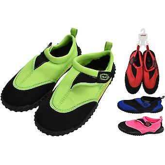 Nalu Aqua Shoes Size 6 Adults - 1 Pair Assorted Colours