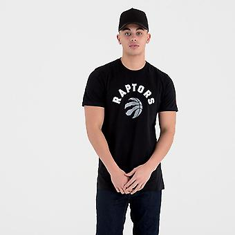 Nuova Era Nba Toronto Raptors Logo shirt Team