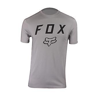 Fox Racing Mens Dusty Trails SS Tech Performance T-Shirt - Dark Gray