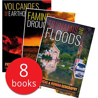 Physical & Human Geography Collection - 8 Books