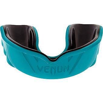 Venum Challenger volwassen All Sport bitje - Black/cyaan blauw