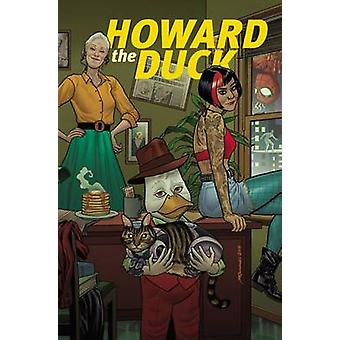 Howard the Duck Vol. 1 - Duck Hunt by Chip Zdarsky - Veronica Fish - J