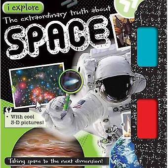 iExplore Space by Sarah Creese - Hayley Down - 9781780656038 Book