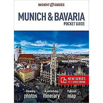 Insight Guides Pocket Munich & Bavaria by Insight Guides - 9781786717