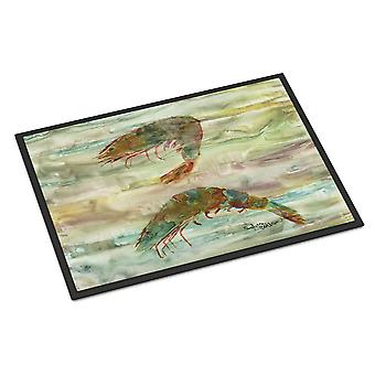 Carolines Treasures  SC2014JMAT Shrimp Sunset Indoor or Outdoor Mat 24x36