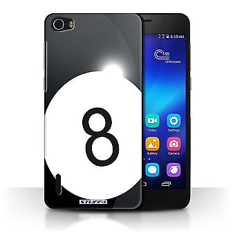 STUFF4 Case/Cover for Huawei Honor 6/Pool/Billiards/Sports Balls