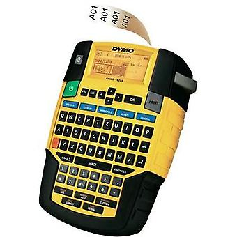 Label printer DYMO RHINO 4200 Suitable for scrolls: IND 6 mm, 9 mm, 12 mm, 19 mm