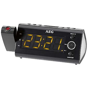 AEG Clock Radio Projector MRC4121P (Home , Electronics , Radio)