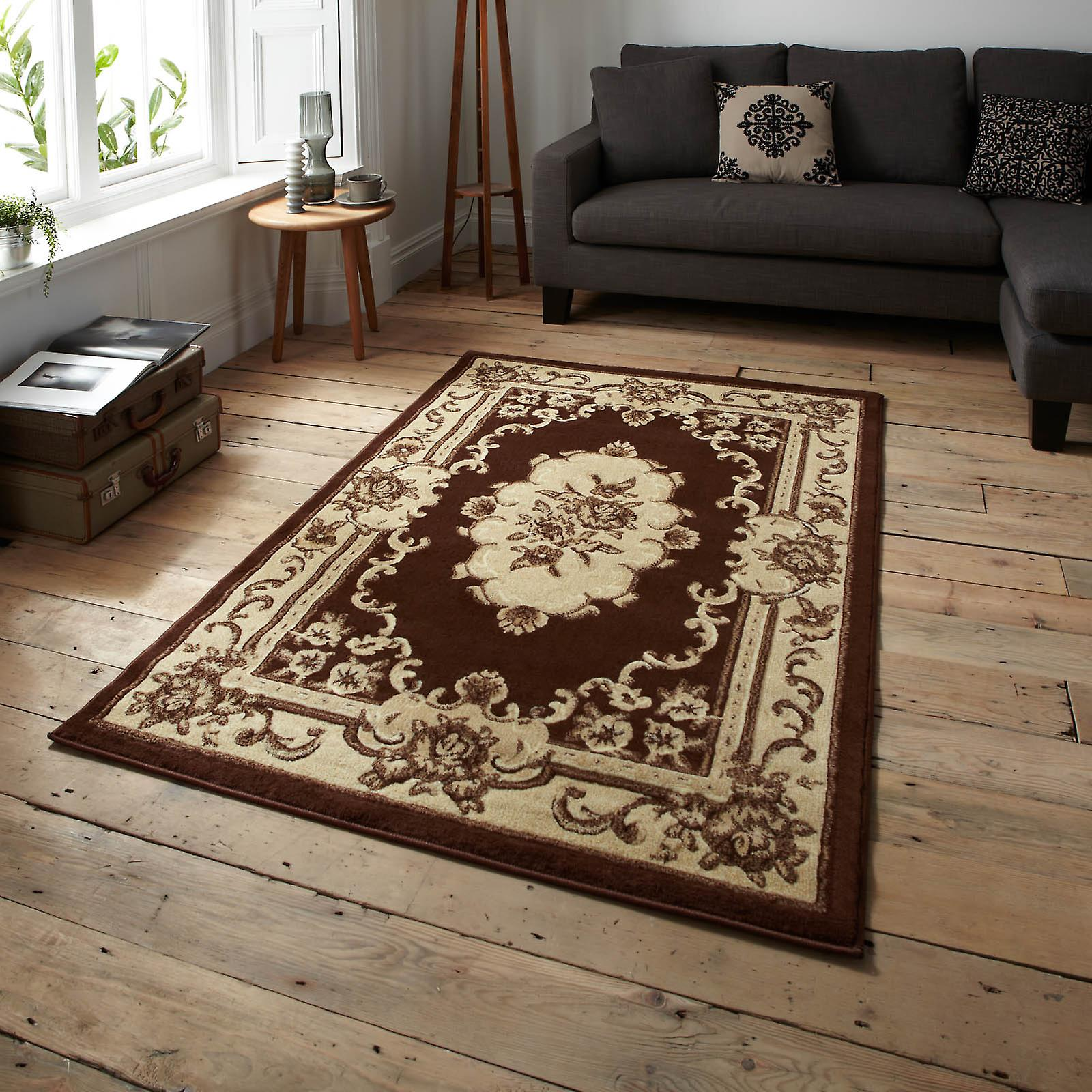 Marrakech Tapis En Brown