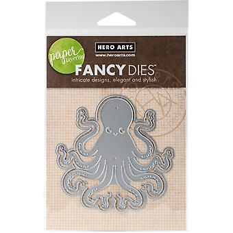 Hero Arts Paper Layering Dies-Octopus DI305