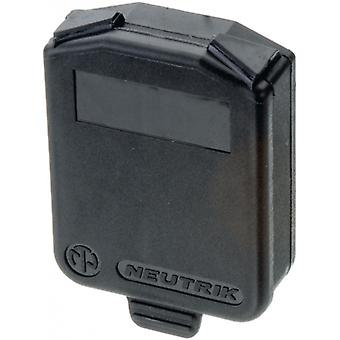 Neutrik Protection box IP 42 Black