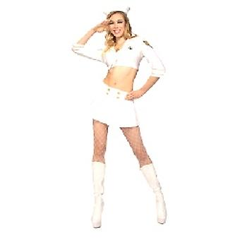Navy Girl Costume (12345)