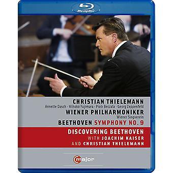 Sinfonía 9 importación de Estados Unidos [Blu-ray]