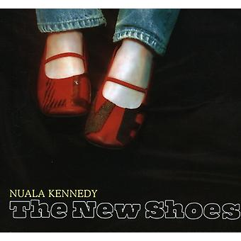 Nuala Kennedy - New Shoes [CD] USA import